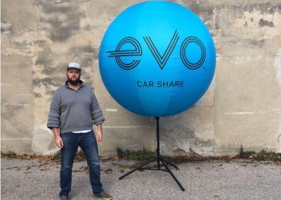 Custom Inflatable Spheros