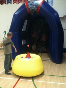 Interactive inflatable 2