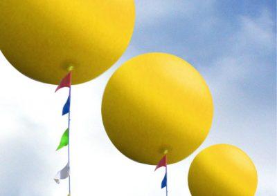 custom ballons