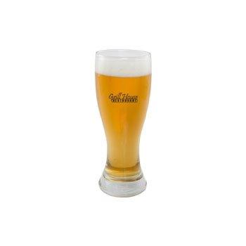 custom pilsner beer glass