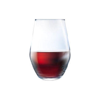 custom wineglass without steam